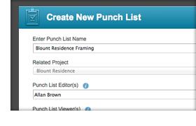Uda Constructiononline Canada Punch List Management