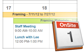Introducing New Calendars for ConstructionOnline