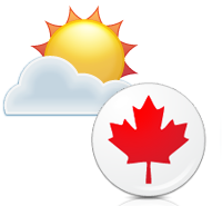 Canadian Weather Tracking