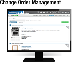 ConstructionOnline Change Order Management