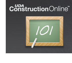 UDA Announces New ConstructionOnline 101 Workshops