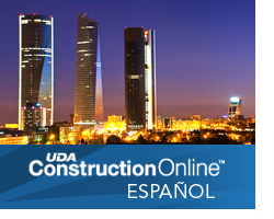 UDA Technologies Announces New ConstructionOnline™ Espanol