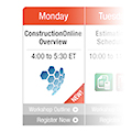 UDA Announces Weekly Webinars for ConstructionOnline