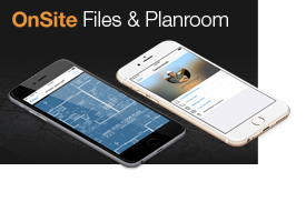 Planroom & Files for iPhone