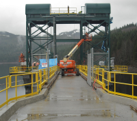 Strathcona Dam Seismic Upgrade