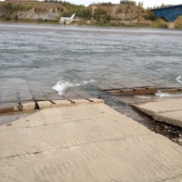 BC Hydro Taylor Boat Ramp Replacement