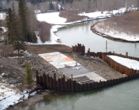 BC Hydro Boat Ramp Replacement
