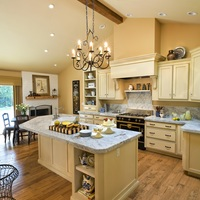 Danville Transitional Kitchen Remodel