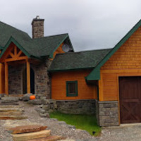 Custom Hybrid Model Home in Low Quebec