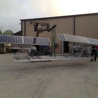 LSU Solar Tracker Project