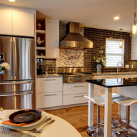 2014 Mondern Kitchen Renovation
