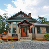 LEED Gold Certified Home in Blue Ridge Mountain Club