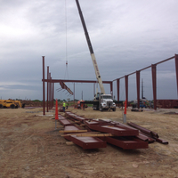 Steel Erection - Polyflex