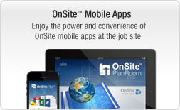 OnSite Mobile Apps for iPhone, iPad, and Android