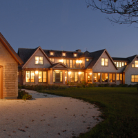 Edgartown Pond residence