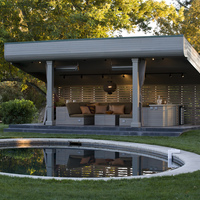 Sonoma Valley Eastside Poolhouse