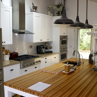 Petaluma Country Kitchen Remodel